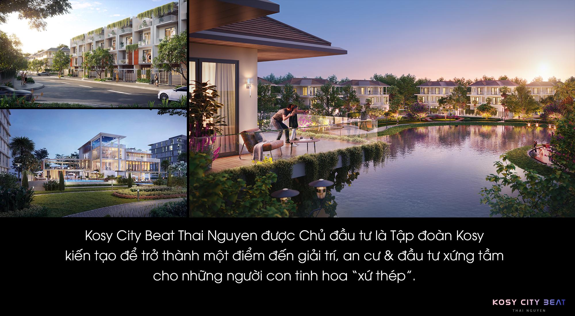 Cuộc sống thăng hoa, nhịp đập lan tỏa tại khu đô thị hiện đại bậc nhất TP. Thái Nguyên - Ảnh 5.