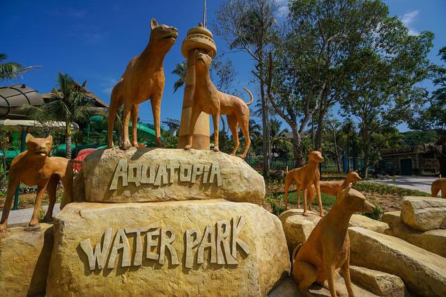 Trọn vẹn hành trình khám phá Công viên nước Aquatopia khiến giới trẻ châu Á phát cuồng - Ảnh 4.