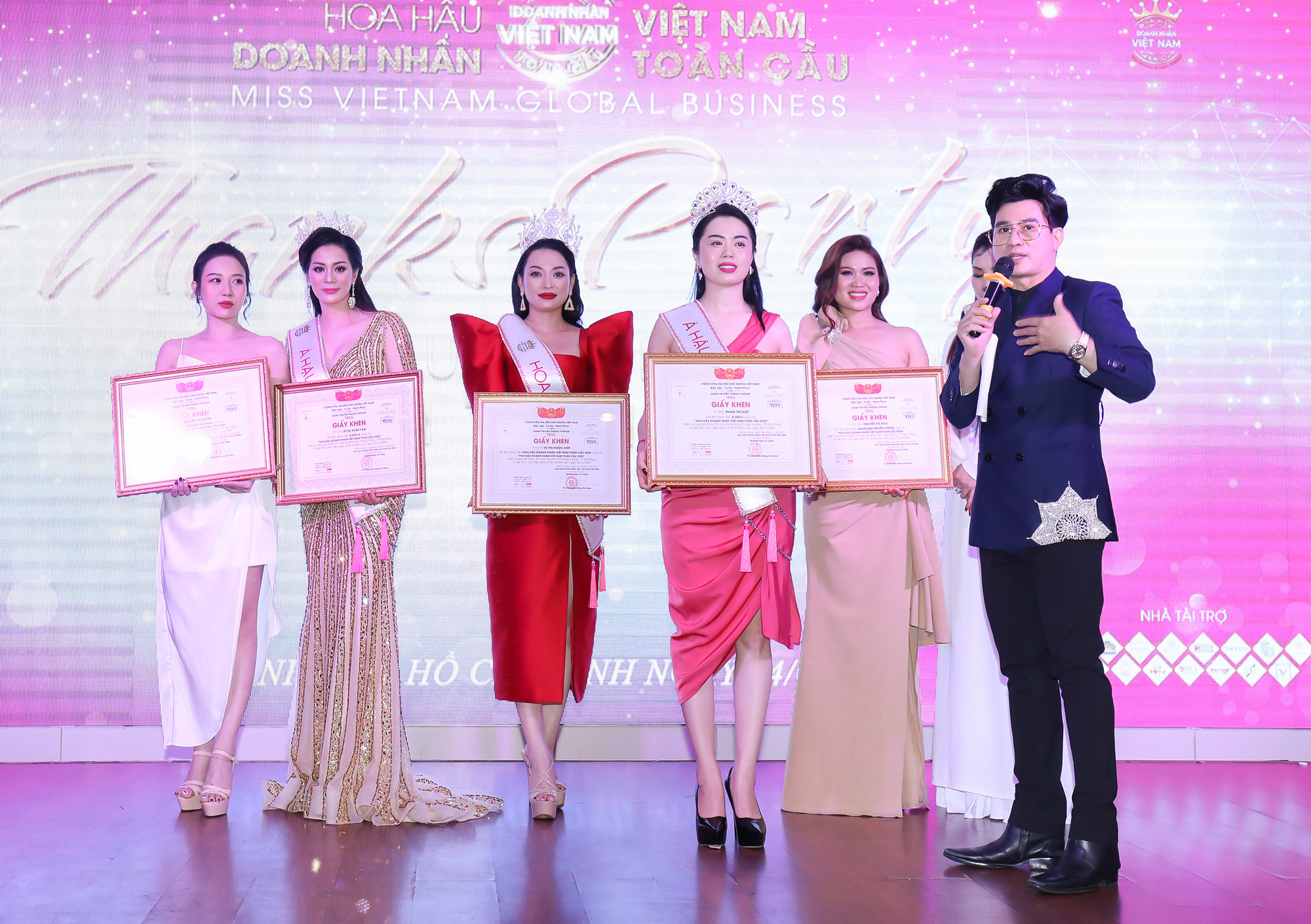 Tân Hoa hậu Vũ Thị Ngọc Anh ngồi ghế nóng Nữ hoàng Doanh nhân đất Việt 2021 - Ảnh 6.