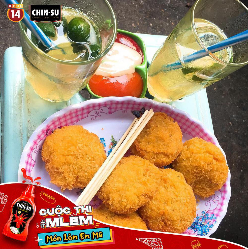 Tuyển tập 10 món ăn vặt cổng trường MLEM nhất 2 miền Nam - Bắc - Ảnh 2.