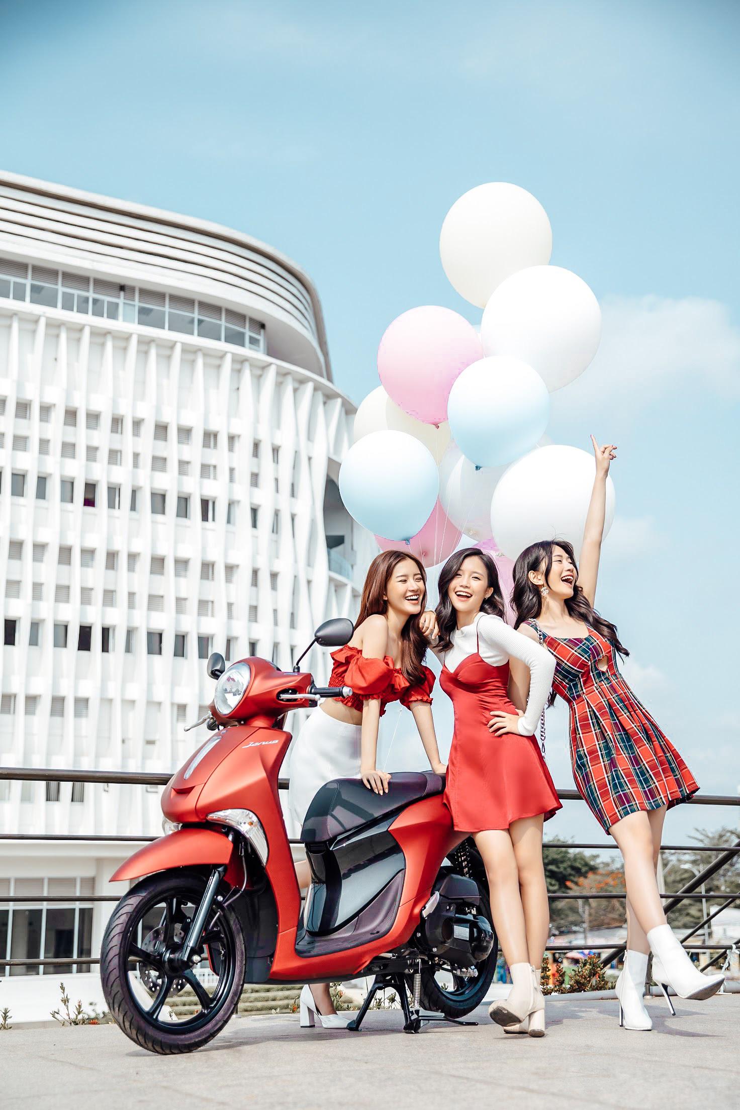 """Yamaha tưng bừng khuyến mãi """"khủng"""" chào Xuân Tân Sửu 2021 - Ảnh 4."""