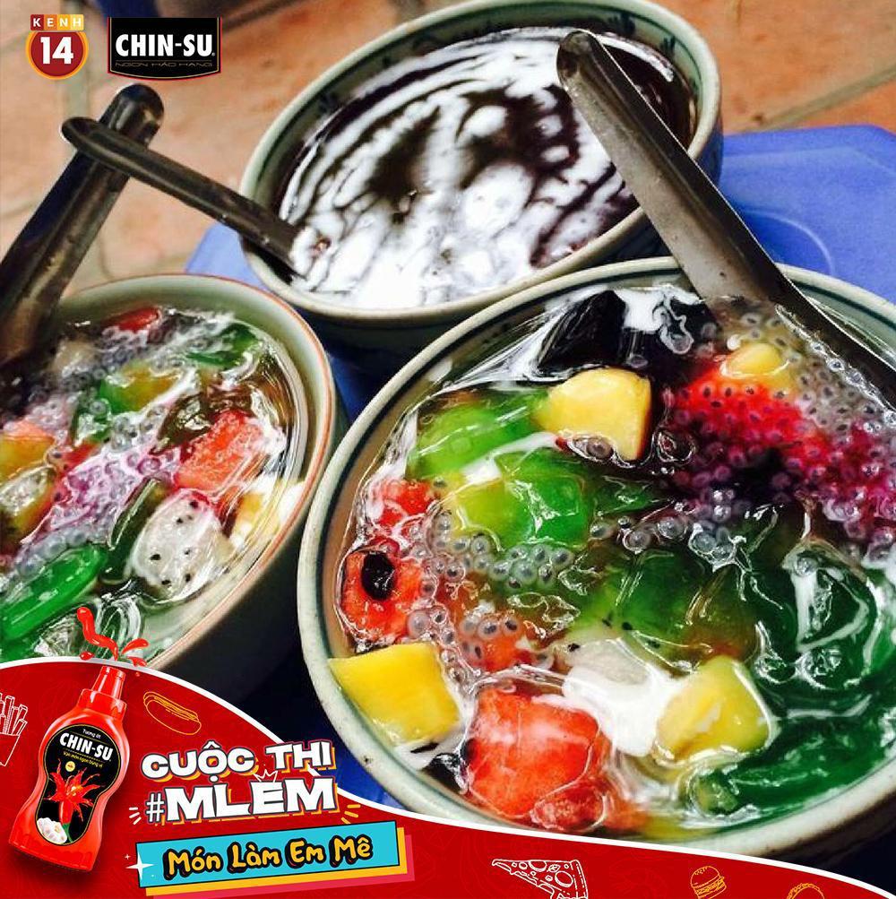 Tuyển tập 10 món ăn vặt cổng trường MLEM nhất 2 miền Nam - Bắc - Ảnh 4.