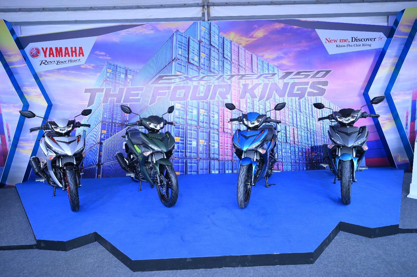 """Yamaha tưng bừng khuyến mãi """"khủng"""" chào Xuân Tân Sửu 2021 - Ảnh 5."""