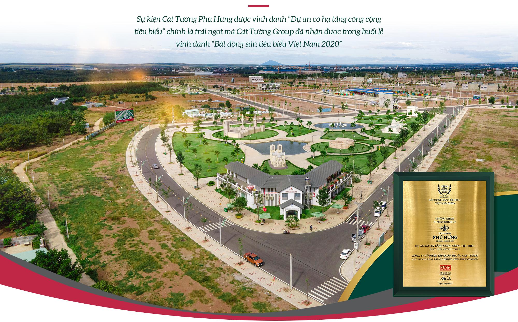 Thế chân kiềng vững chắc tạo dựng vị thế mới cho Cát Tường Group trên thị trường bất động sản - Ảnh 4.