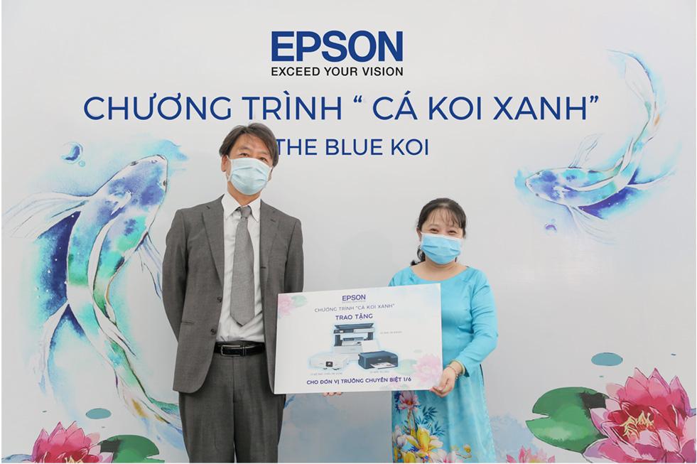"""CEO Epson Việt Nam: """"Chúng tôi đồng hành cùng doanh nghiệp Việt Nam hướng đến phát triển bền vững"""" - Ảnh 4."""