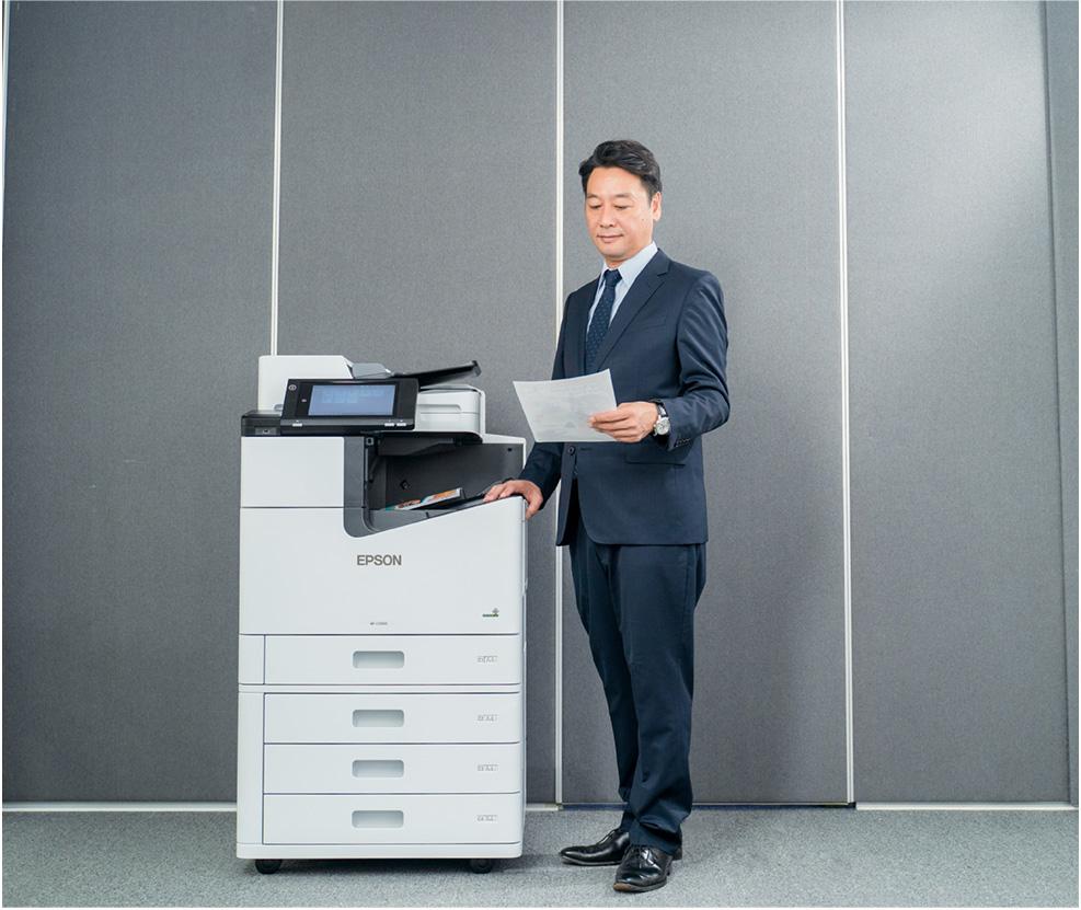 """CEO Epson Việt Nam: """"Chúng tôi đồng hành cùng doanh nghiệp Việt Nam hướng đến phát triển bền vững"""" - Ảnh 8."""