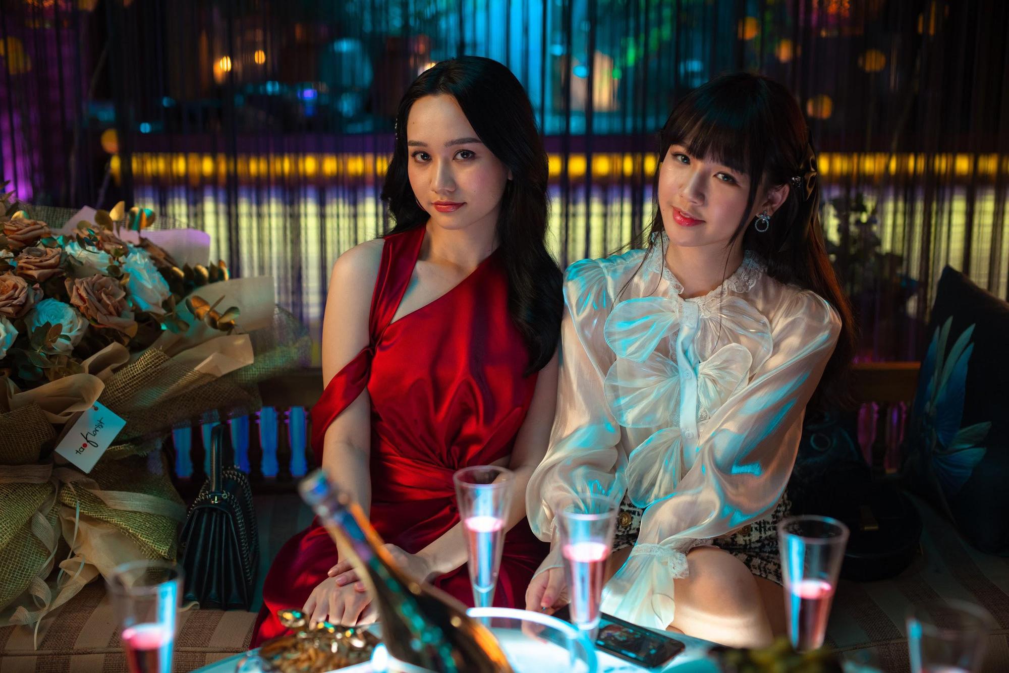 Đạo diễn Victor Vũ và nàng thơ Trúc Anh tiết lộ món ăn khoái khẩu trong thời gian quay Thiên Thần Hộ Mệnh - Ảnh 4.