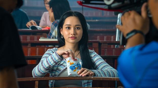 Đạo diễn Victor Vũ và nàng thơ Trúc Anh tiết lộ món ăn khoái khẩu trong thời gian quay Thiên Thần Hộ Mệnh - Ảnh 7.