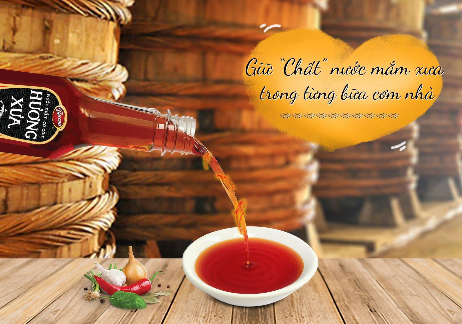 Nước mắm cá cơm - Hồn túy ẩm thực Việt - Ảnh 2.