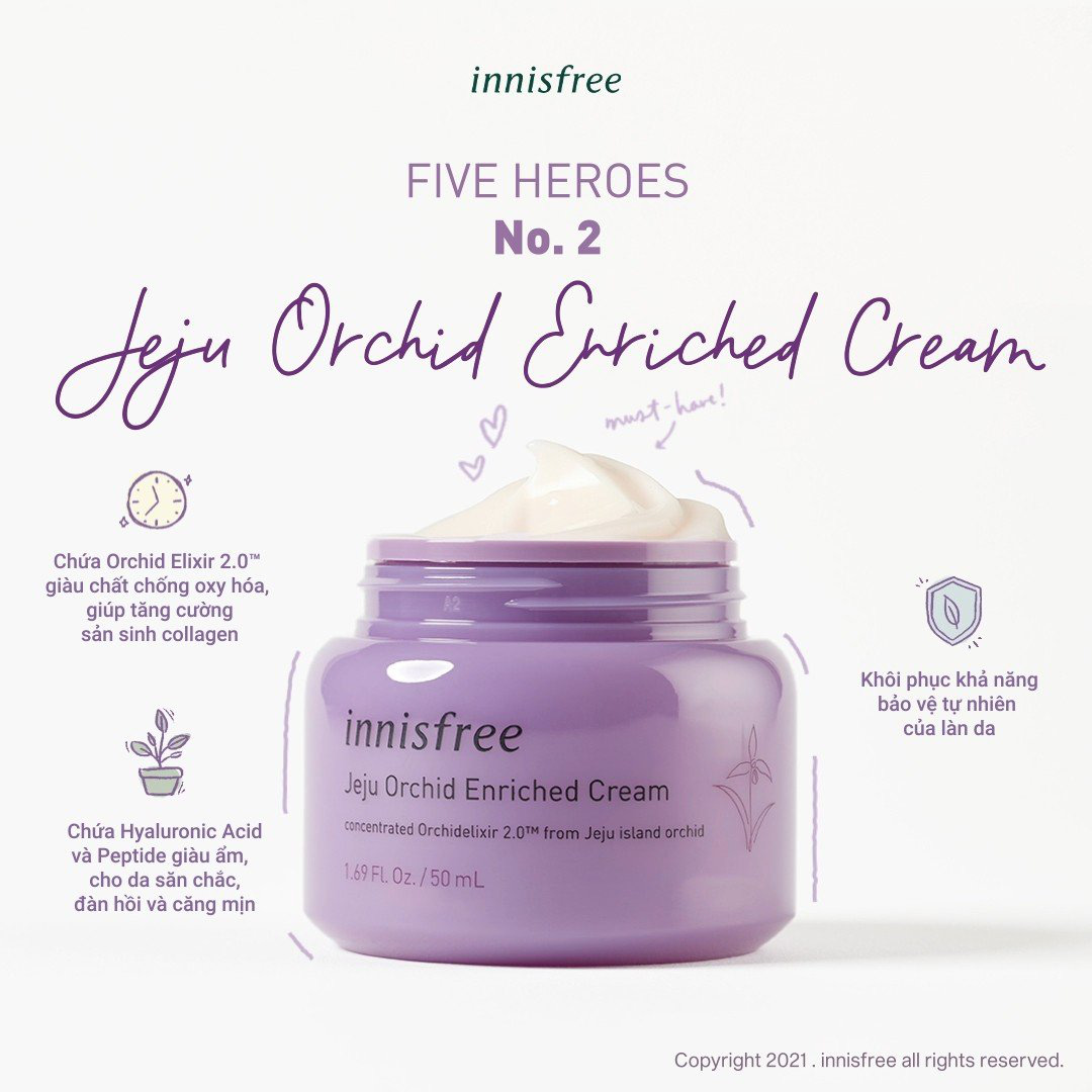 Loạt sản phẩm dưỡng da đáng thử trong năm mới của innisfree: Giá cả phải chăng, thành phần xịn sò và vấn đề nào cũng giải quyết - Ảnh 3.
