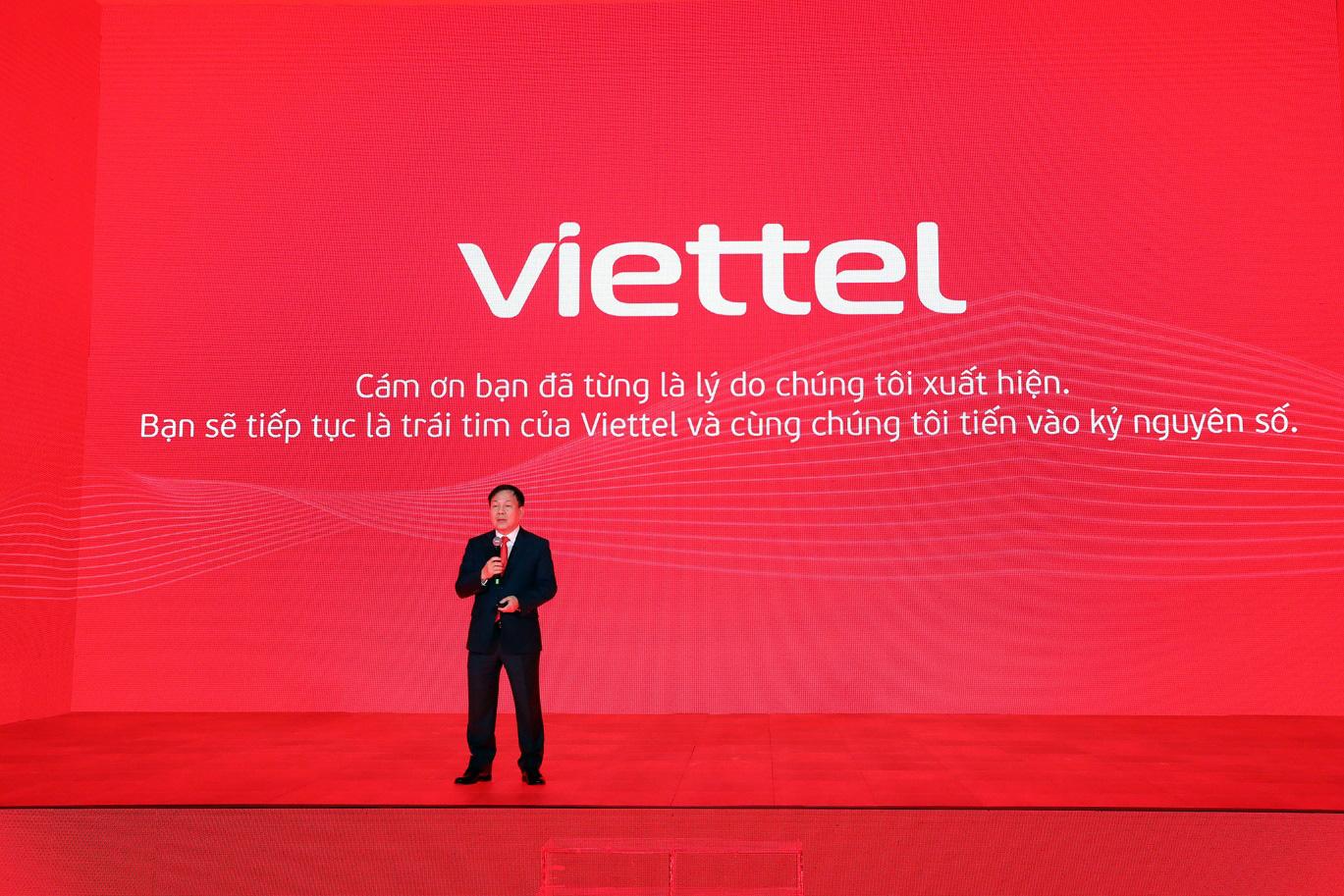 Những điều chưa từng có ở sự kiện ra mắt logo Viettel mới - Ảnh 1.