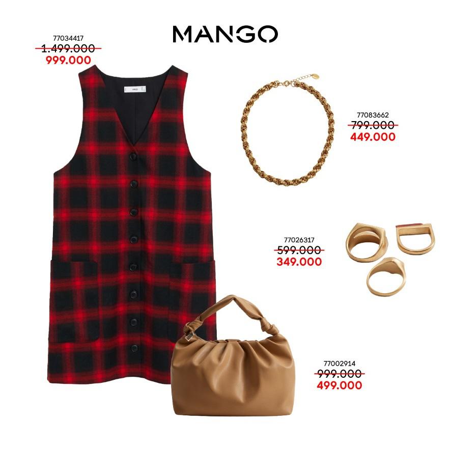 Liên tục thay đổi phong cách với 5 outfits hàng hiệu MANGO cực xịn giá chỉ từ 349K - Ảnh 5.