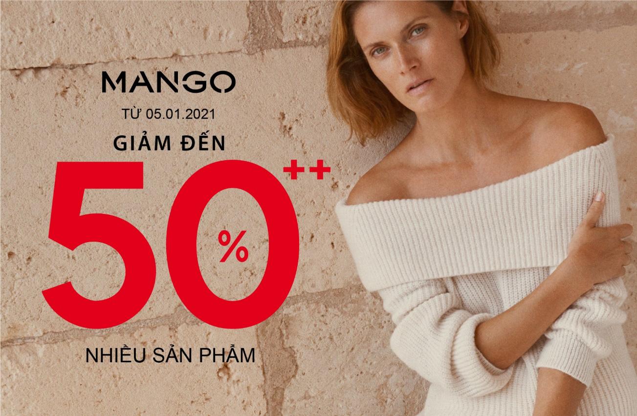 Liên tục thay đổi phong cách với 5 outfits hàng hiệu MANGO cực xịn giá chỉ từ 349K - Ảnh 6.