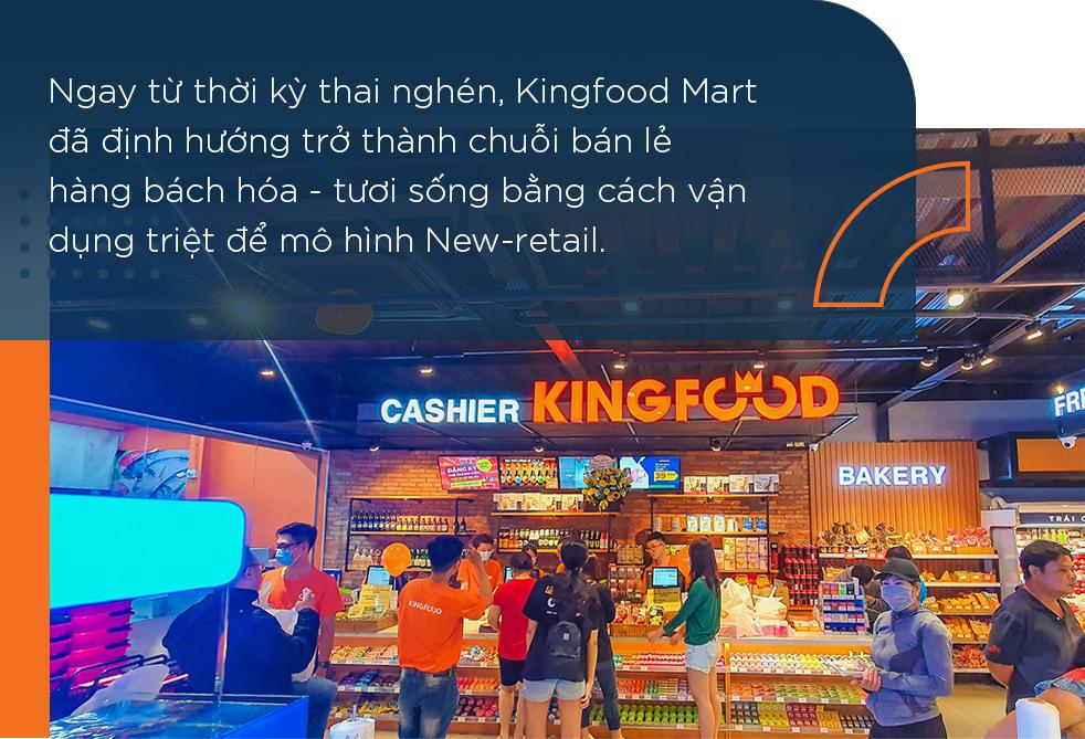 New retail đã đưa Kingfood Mart tăng trưởng 400% trong đại dịch như thế nào? - Ảnh 2.