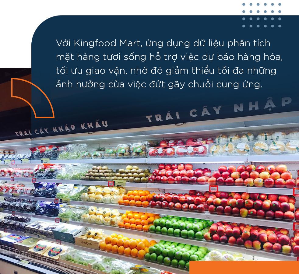 New retail đã đưa Kingfood Mart tăng trưởng 400% trong đại dịch như thế nào? - Ảnh 4.