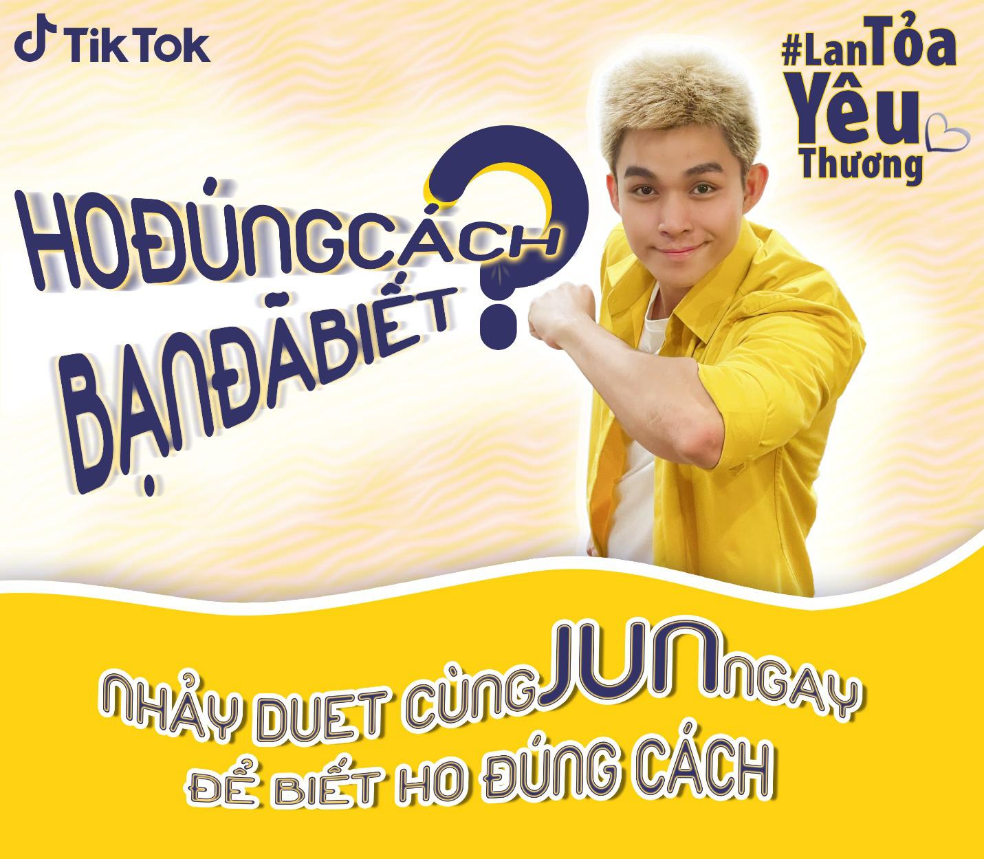 Bạn biết chưa: Jun Phạm đang gây sốt với điệu nhảy đứng top trending TikTok toàn cầu - Ảnh 2.