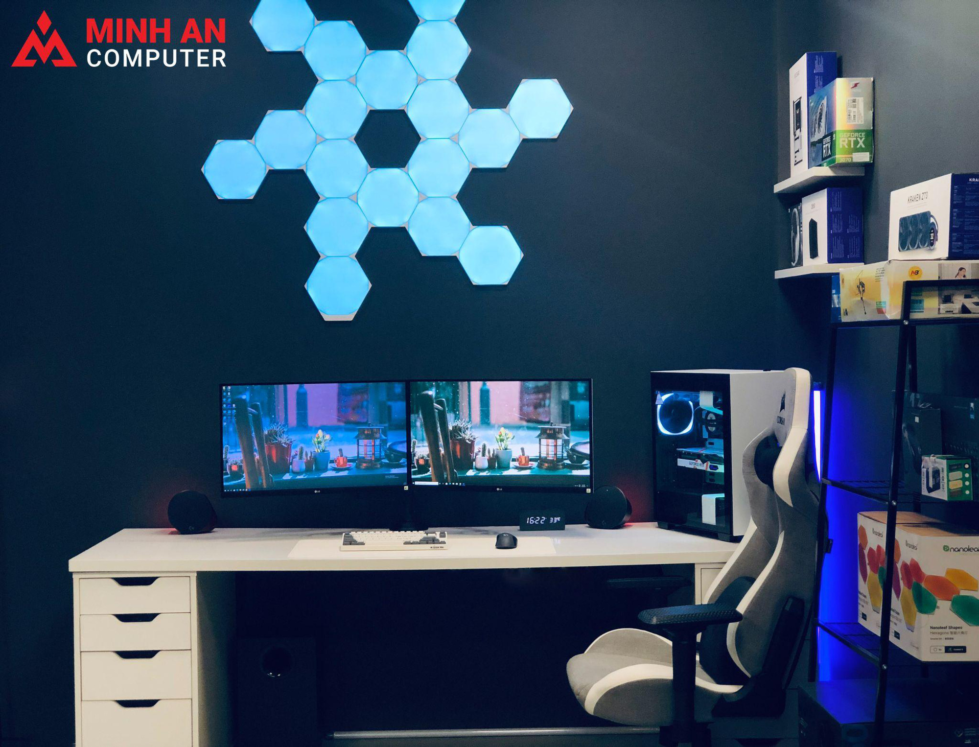 Địa chỉ nào giúp bạn hiện thực hóa giấc mơ setup góc gaming của riêng mình? - Ảnh 6.