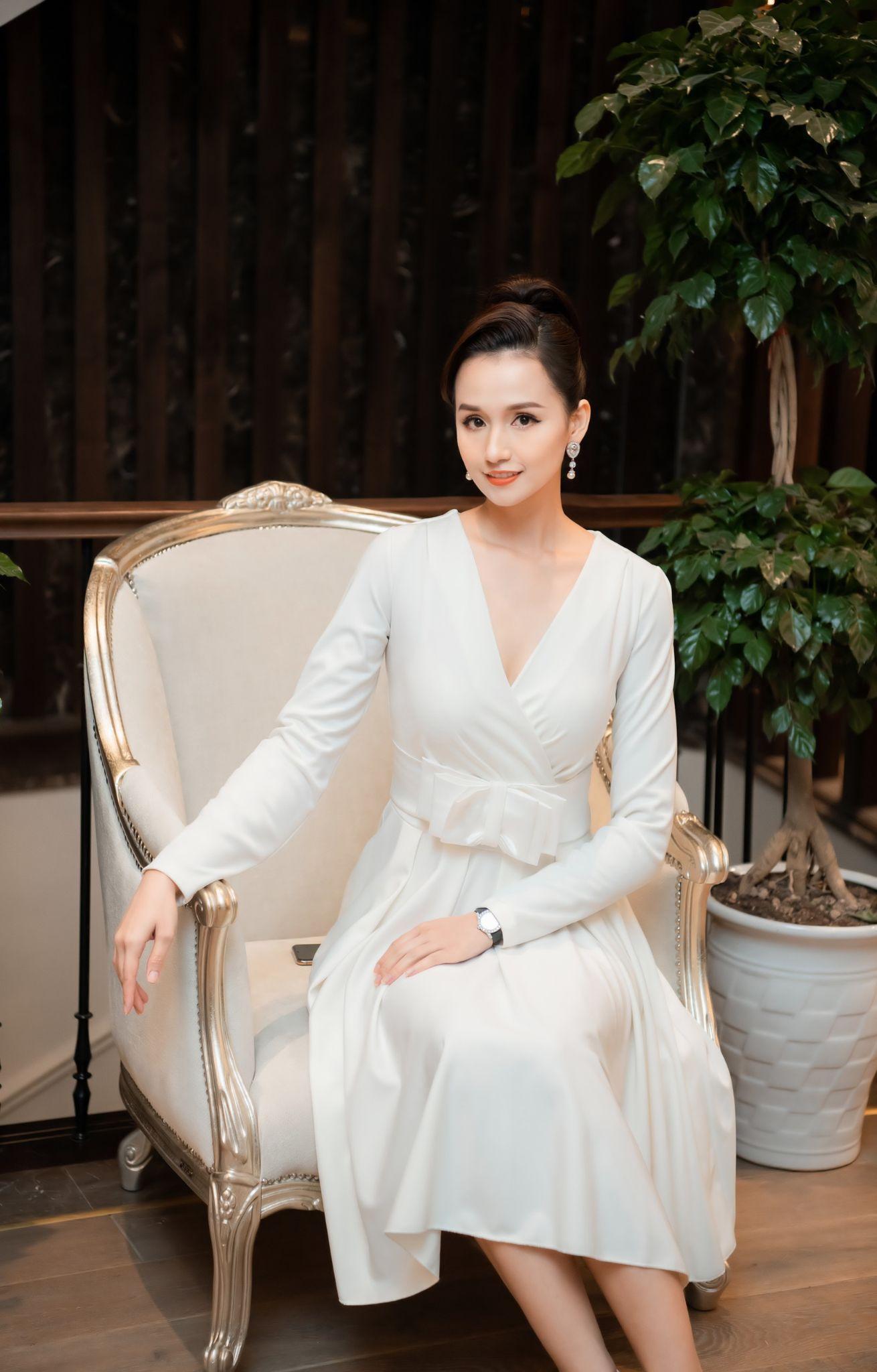 Lã Thanh Huyền - đại diện độc quyền thương hiệu mỹ phẩm Bora - Ảnh 1.