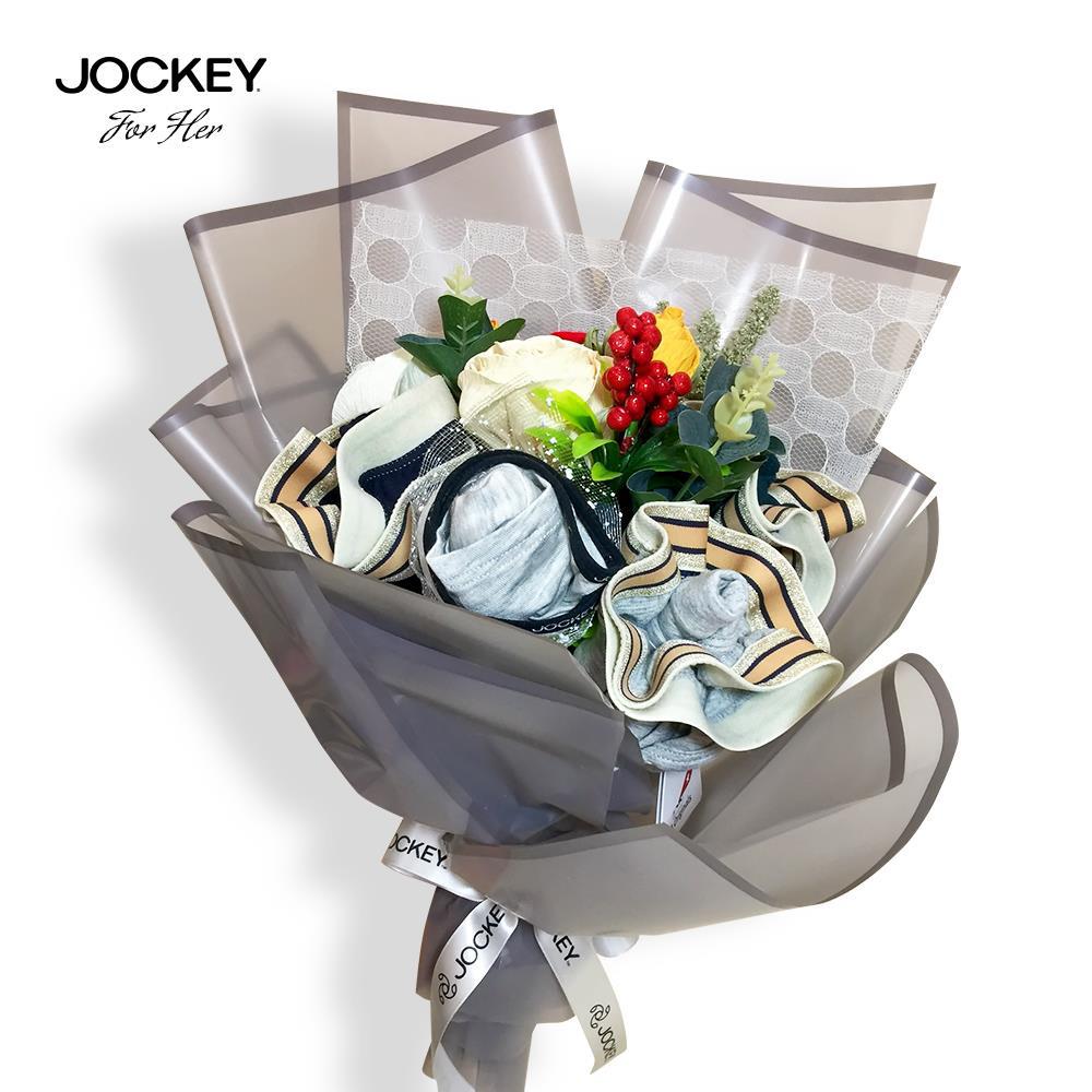 Quà tặng quý cô ngày 20/10 - Cực phẩm hoa nội y Jockey - Ảnh 1.