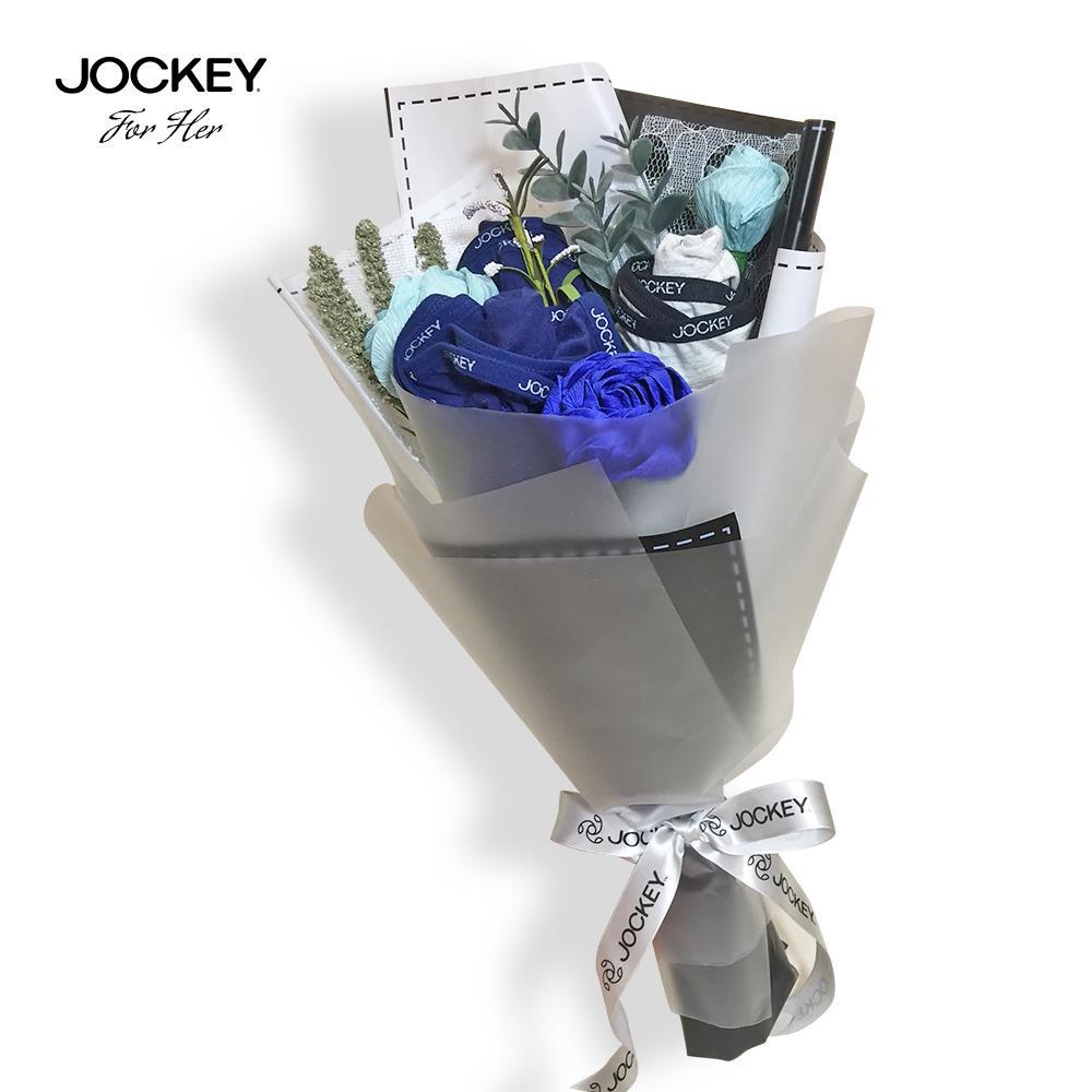 Quà tặng quý cô ngày 20/10 - Cực phẩm hoa nội y Jockey - Ảnh 2.