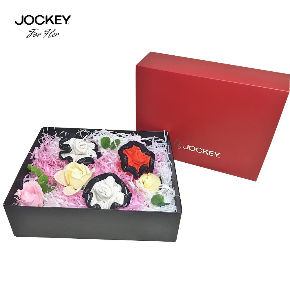 Quà tặng quý cô ngày 20/10 - Cực phẩm hoa nội y Jockey - Ảnh 4.