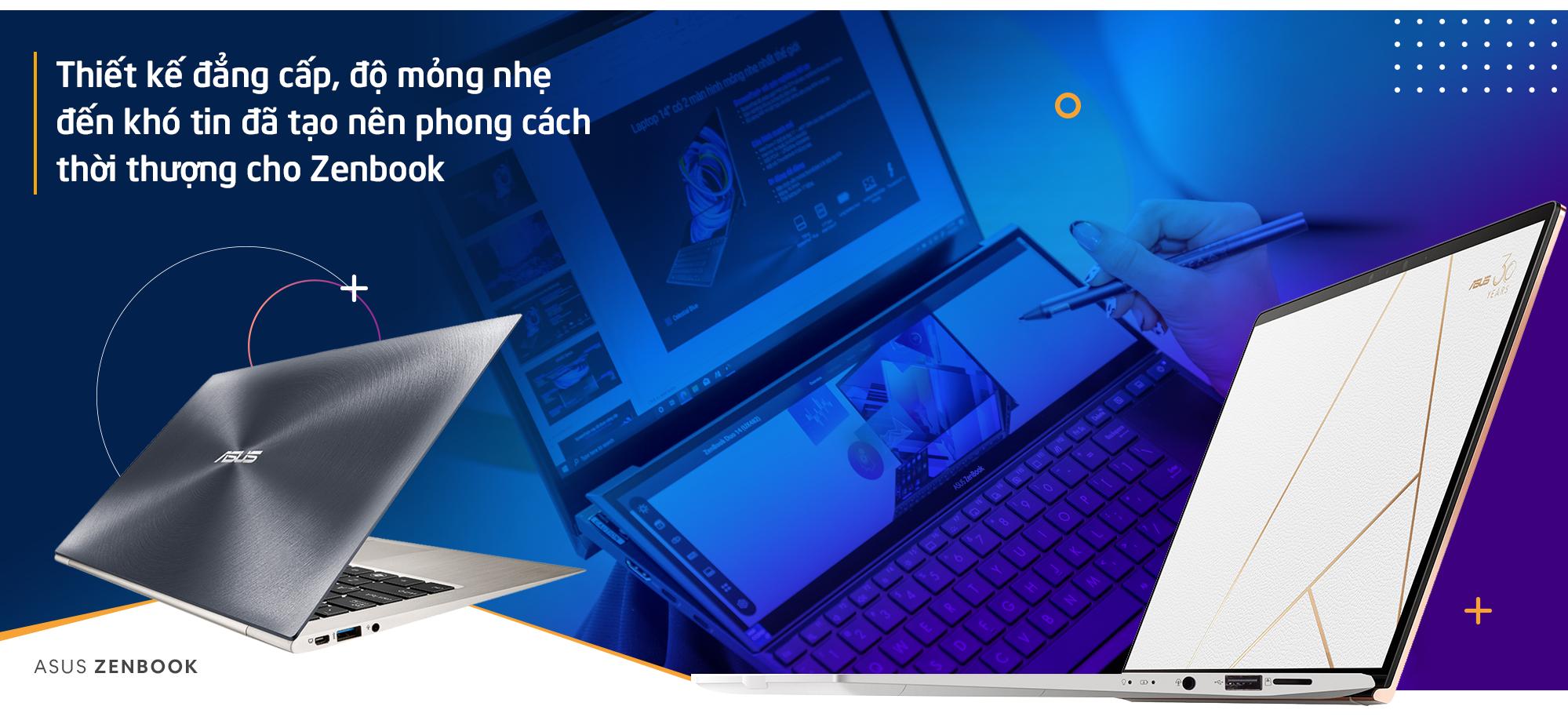 Asus Zenbook hành trình một thập kỷ chạm chuẩn bậc thầy trong công nghệ - Ảnh 4.