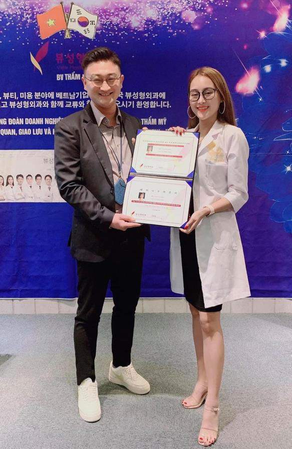 Chia sẻ cách giúp doanh nghiệp vượt khó của Thẩm mỹ Hồng Hạnh - Ảnh 2.