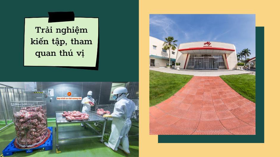 Kiến tập kiểu mới từ Ajinomoto Việt Nam giúp sinh viên không bỏ lỡ cơ hội trong mùa dịch - Ảnh 3.