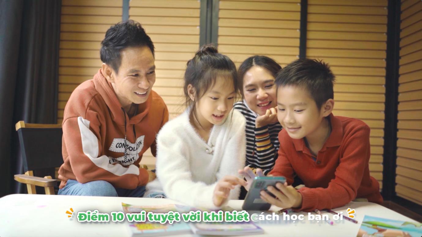 Các con của Lý Hải khoe tài hát và đọc rap trong MV mới - Ảnh 3.