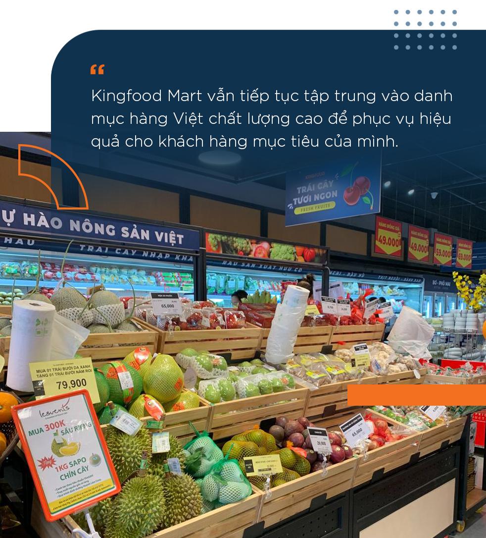 New retail đã đưa Kingfood Mart tăng trưởng 400% trong đại dịch như thế nào? - Ảnh 9.