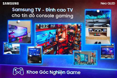 """""""Khoe góc nghiện game"""", game thủ nhận giải thưởng gần 100 triệu đồng - Ảnh 1."""