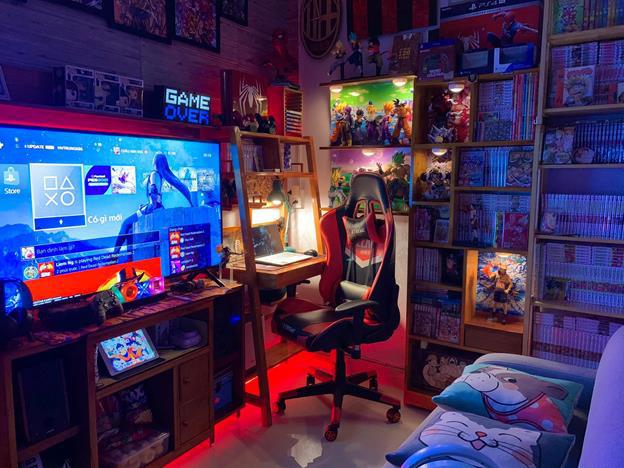 """""""Khoe góc nghiện game"""", game thủ nhận giải thưởng gần 100 triệu đồng - Ảnh 2."""