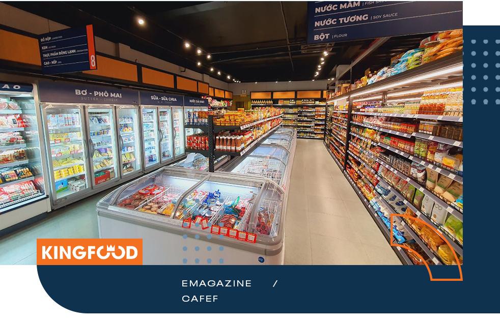 New retail đã đưa Kingfood Mart tăng trưởng 400% trong đại dịch như thế nào? - Ảnh 6.