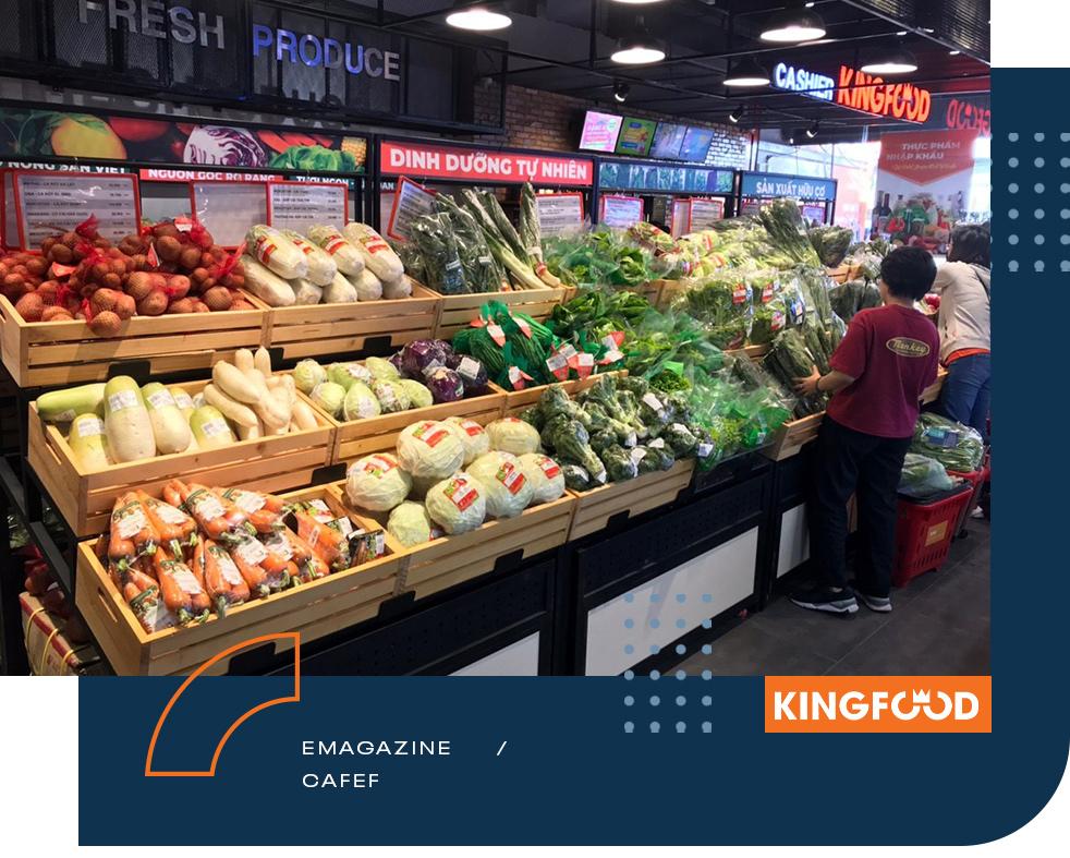 New retail đã đưa Kingfood Mart tăng trưởng 400% trong đại dịch như thế nào? - Ảnh 7.