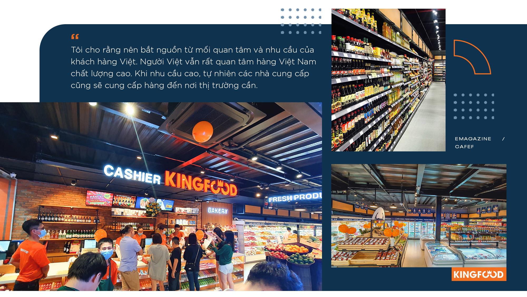 New retail đã đưa Kingfood Mart tăng trưởng 400% trong đại dịch như thế nào? - Ảnh 8.