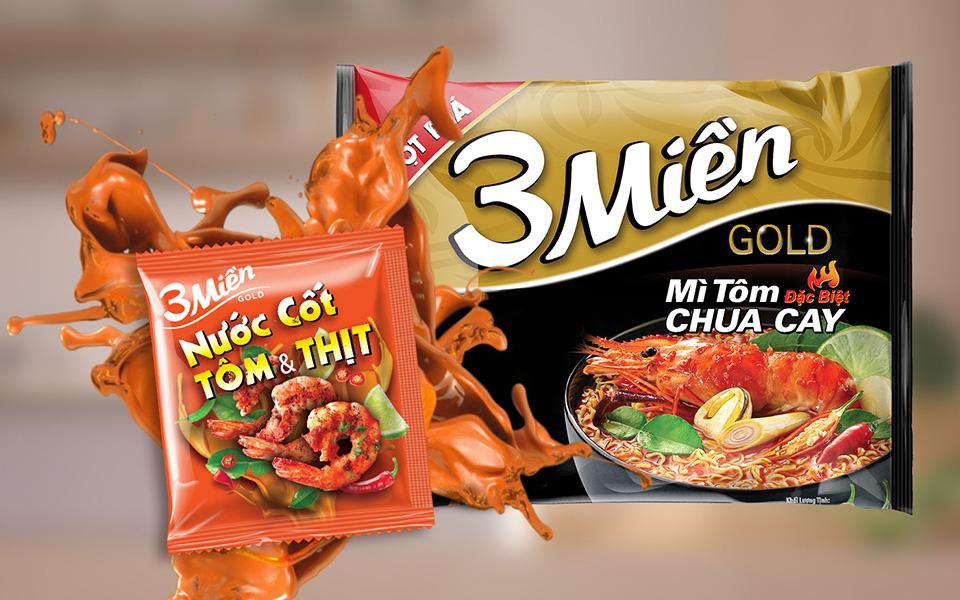 3 Miền tự hào là thương hiệu mì Việt đảm bảo cả chất lẫn lượng - Ảnh 2.