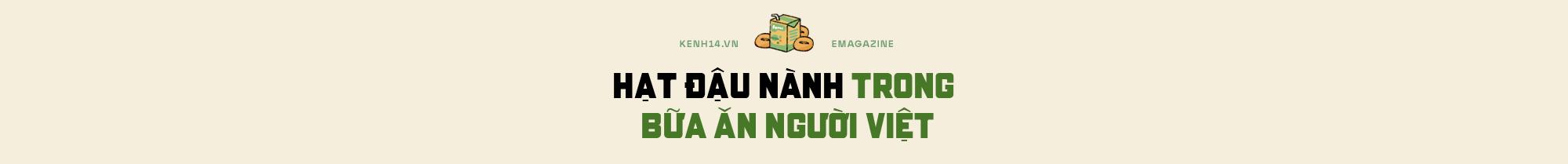 Hạt vàng đậu nành và những giá trị theo cùng sức khỏe người Việt - Ảnh 5.