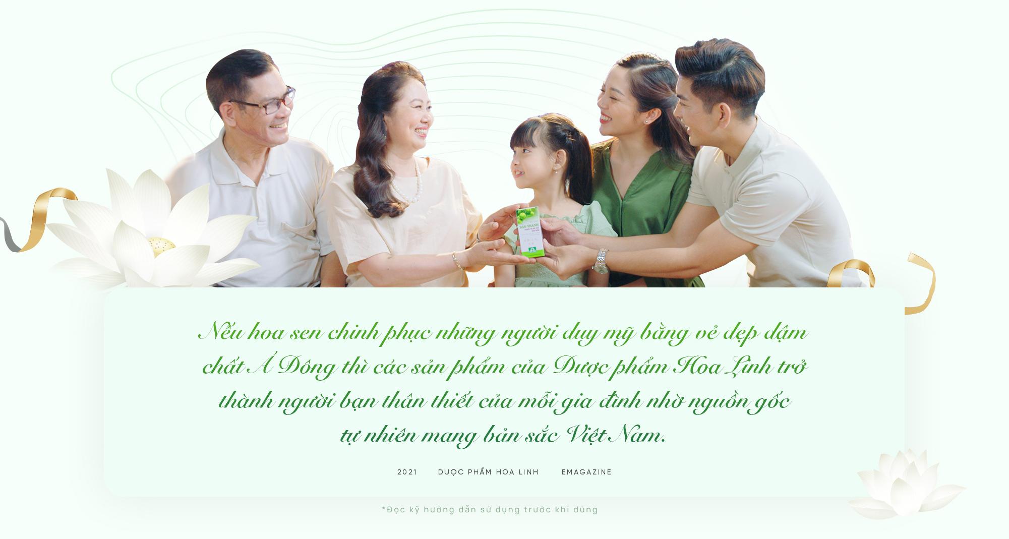 Dược phẩm Hoa Linh Bông sen trắng vươn mình để chất lượng tỏa hương - Ảnh 3.