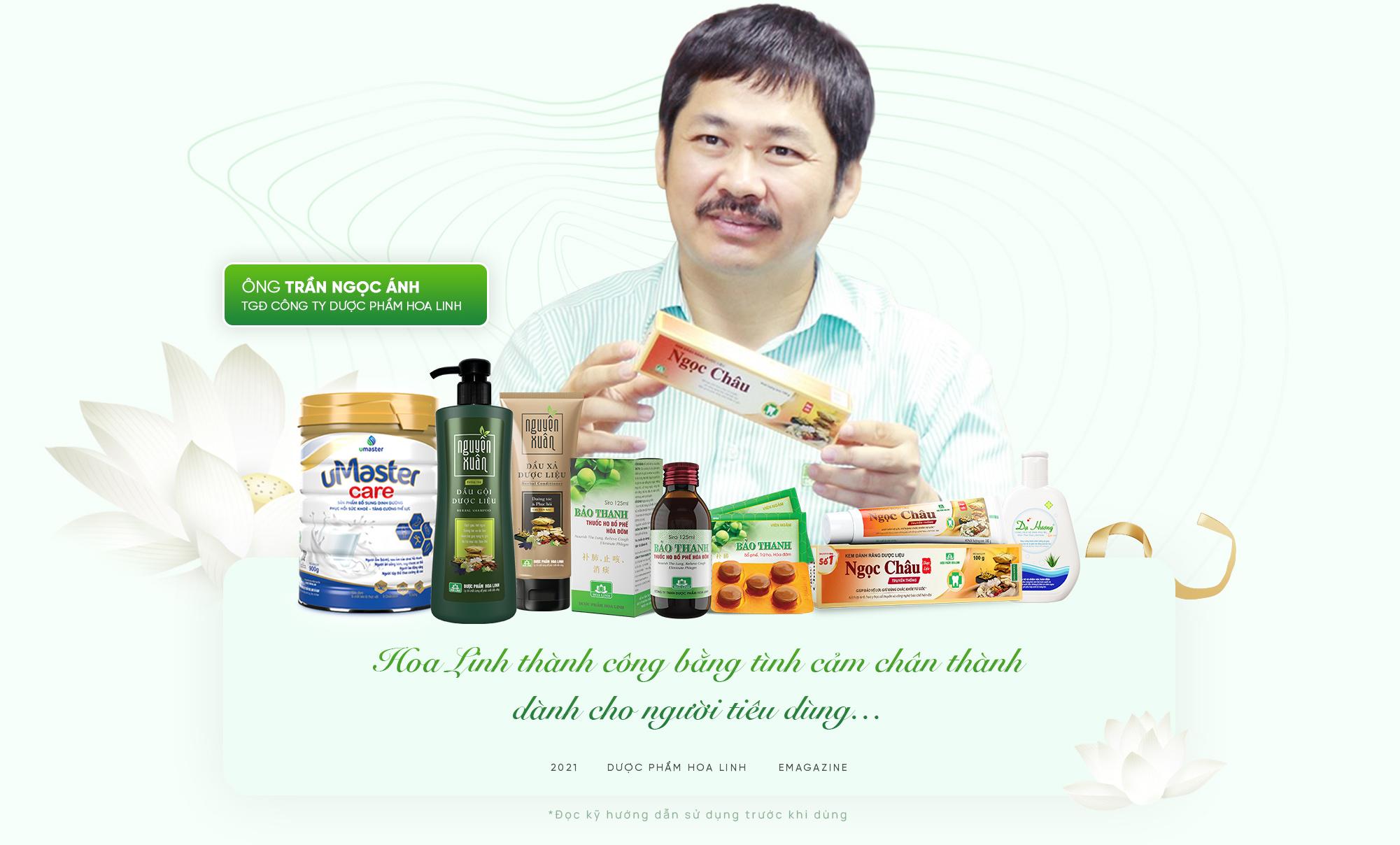 Dược phẩm Hoa Linh Bông sen trắng vươn mình để chất lượng tỏa hương - Ảnh 10.