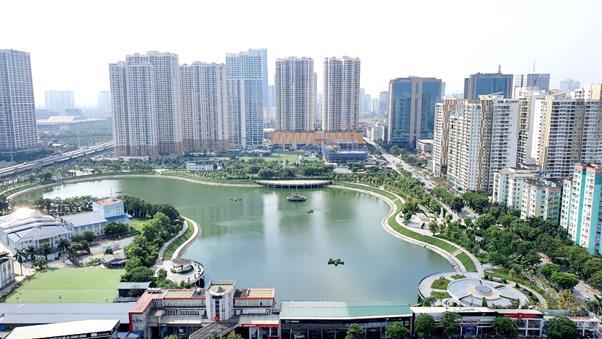 Ứng dụng phong thủy trong thiết kế căn hộ tại Harmony Square, Thanh Xuân - Ảnh 1.