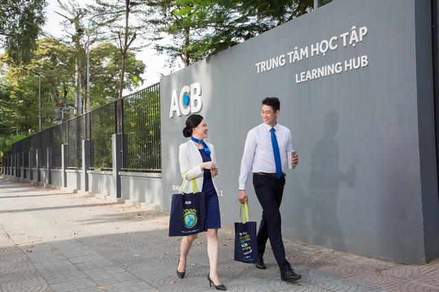 """ACB được vinh danh """"Nơi làm việc tốt nhất châu Á 2021"""" theo HRAsia - Ảnh 1."""