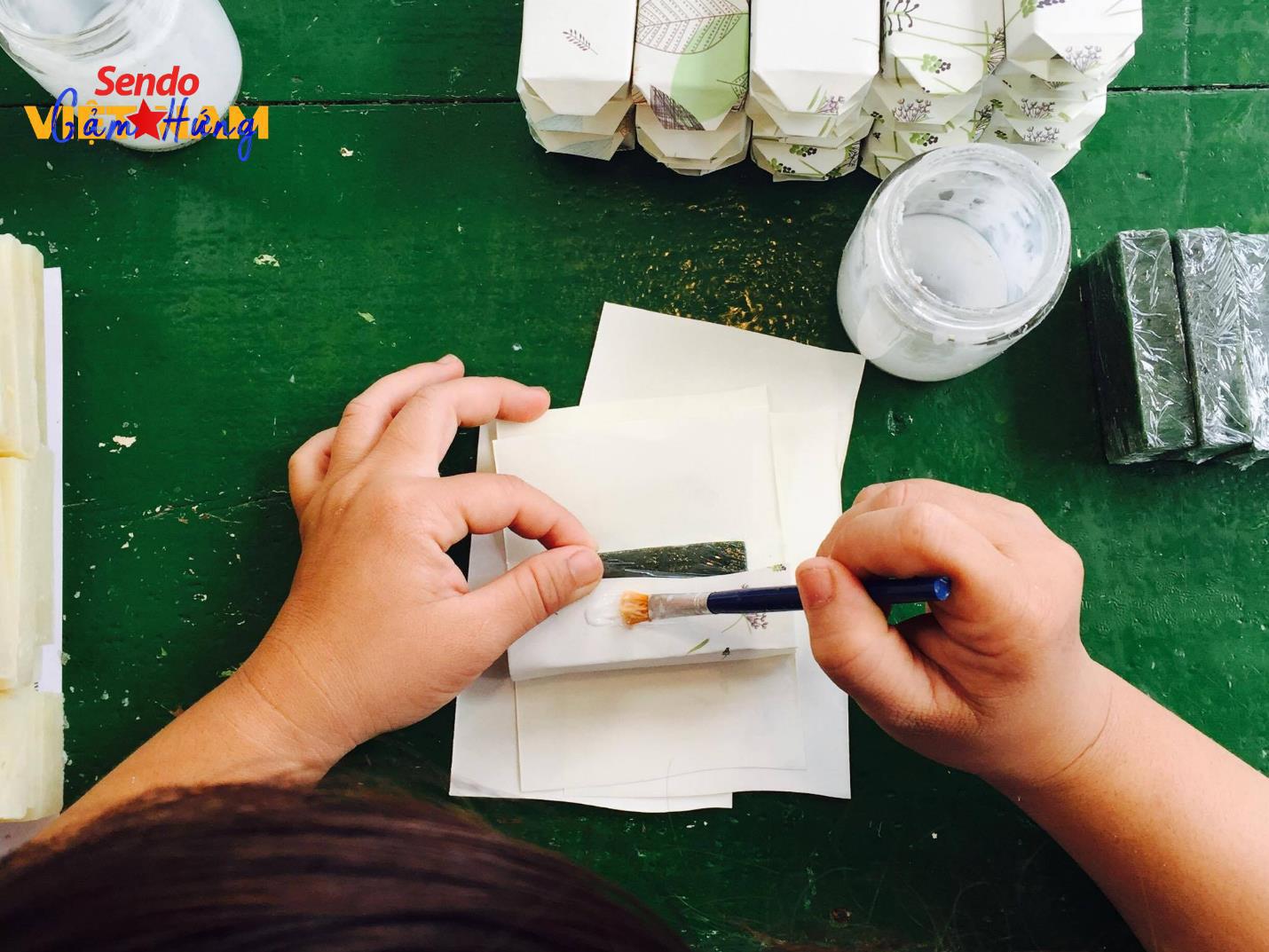 Sendo hỗ trợ kịp thời cho dự án khởi nghiệp vì người điếc - Nhà Của Thời Thanh Xuân - Ảnh 1.