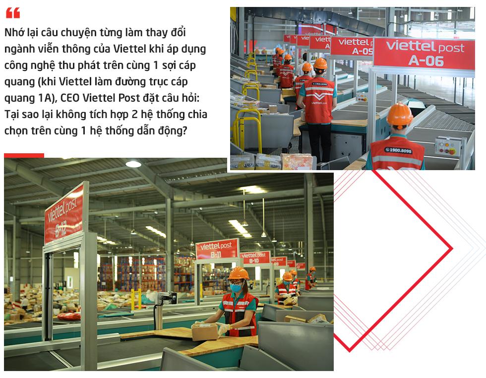 Kỳ tích ngành logistics đến từ chiếc máng trượt 18 triệu đồng và giải pháp chưa từng có trên thế giới tại Viettel Post - Ảnh 3.