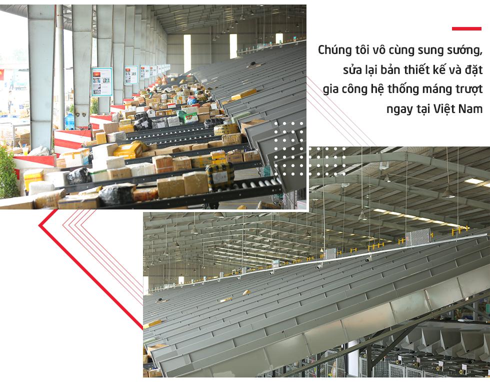 Kỳ tích ngành logistics đến từ chiếc máng trượt 18 triệu đồng và giải pháp chưa từng có trên thế giới tại Viettel Post - Ảnh 7.