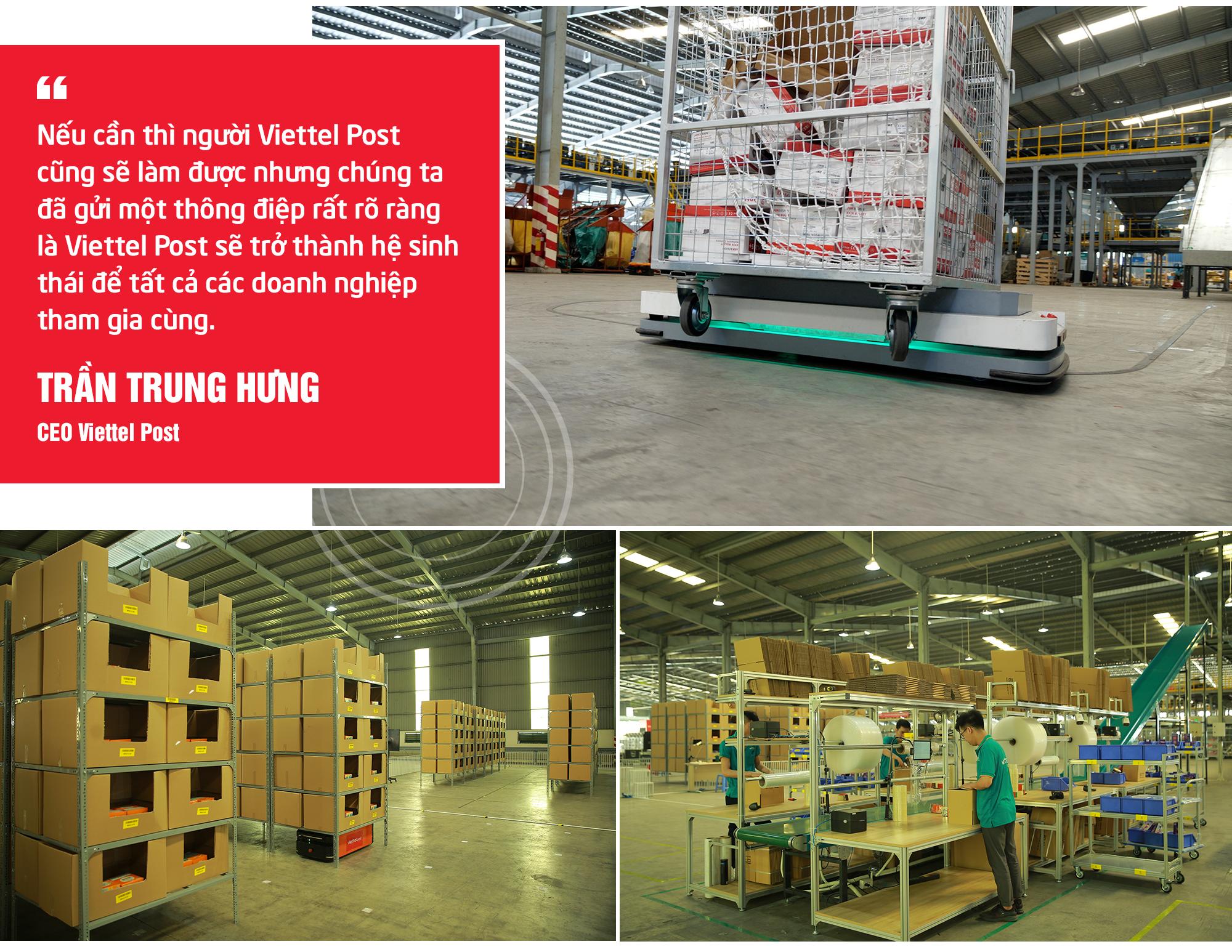 Kỳ tích ngành logistics đến từ chiếc máng trượt 18 triệu đồng và giải pháp chưa từng có trên thế giới tại Viettel Post - Ảnh 9.