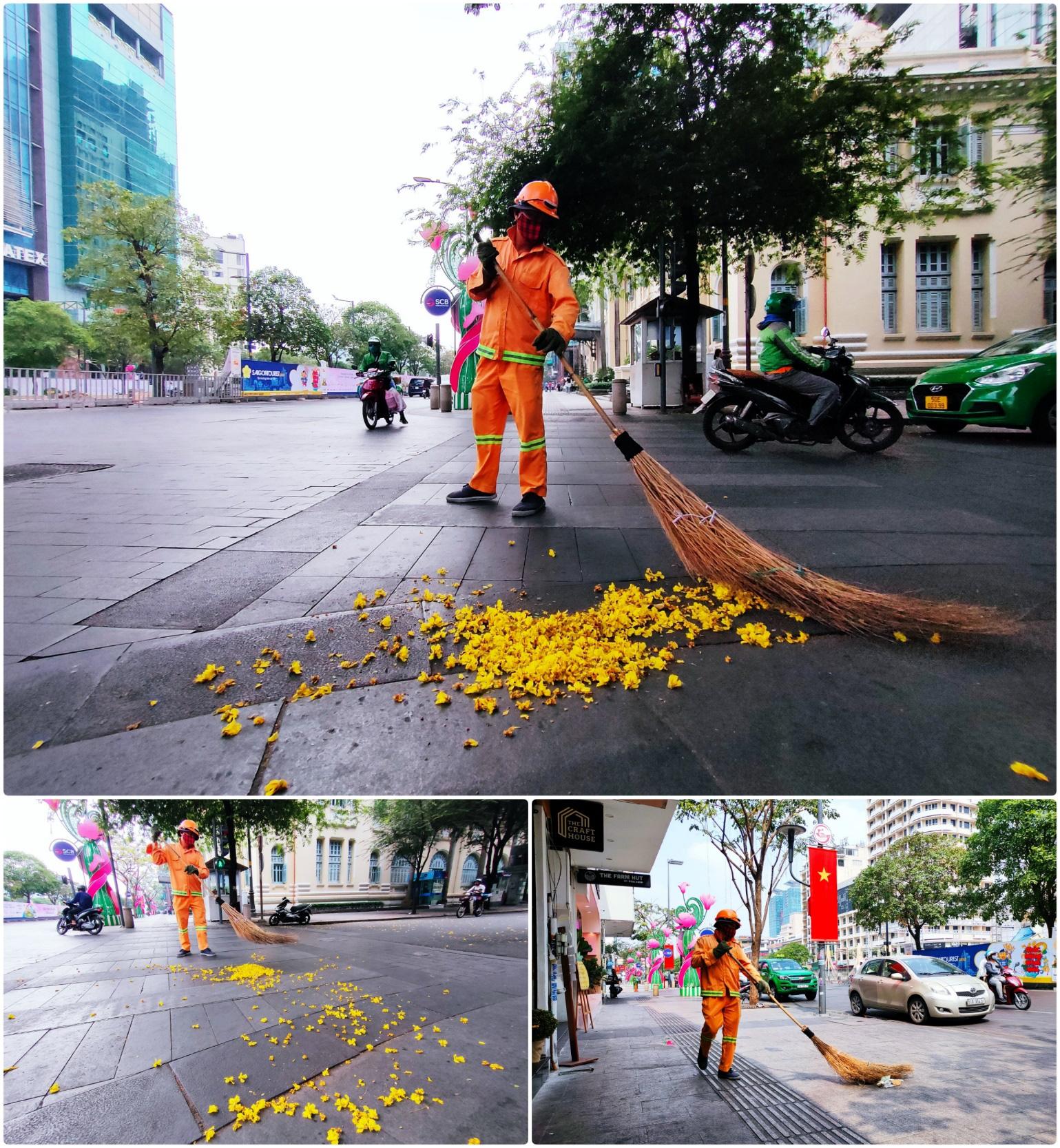 Những người mang hương vị Tết cho Sài Gòn qua ống kính realme 7 - Ảnh 3.