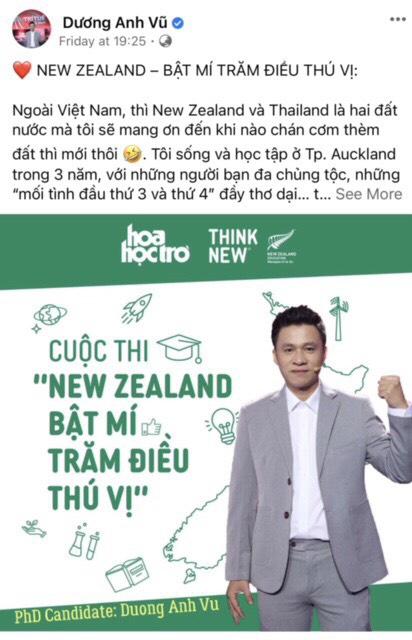 """Gọi tên """"cuộc thi hot nhất mạng xã hội"""" mà từ hoa hậu quốc dân, cơ trưởng soái ca đến giám khảo Siêu Trí Tuệ Việt Nam đều rủ fan tham gia - Ảnh 6."""
