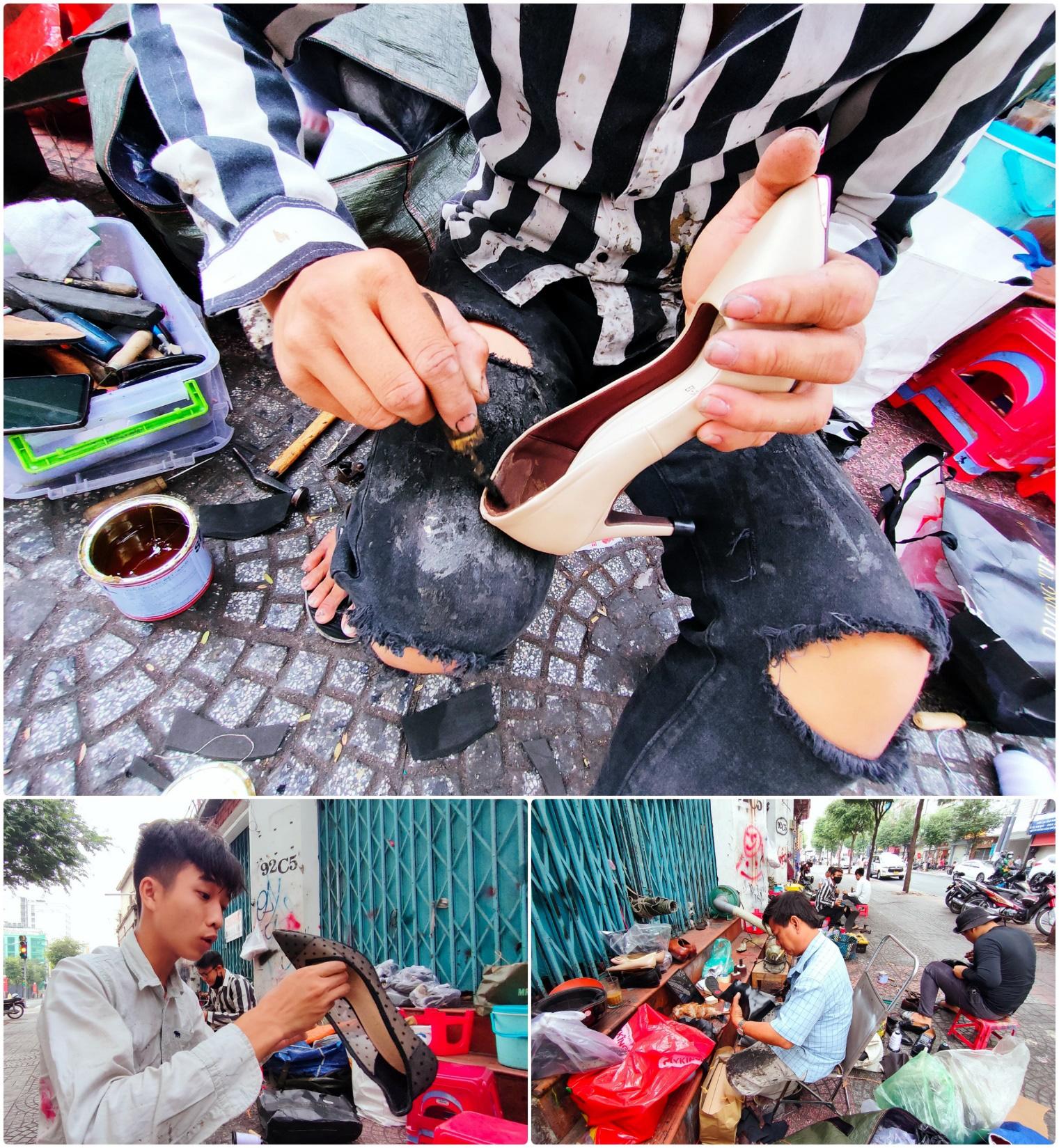 Những người mang hương vị Tết cho Sài Gòn qua ống kính realme 7 - Ảnh 9.