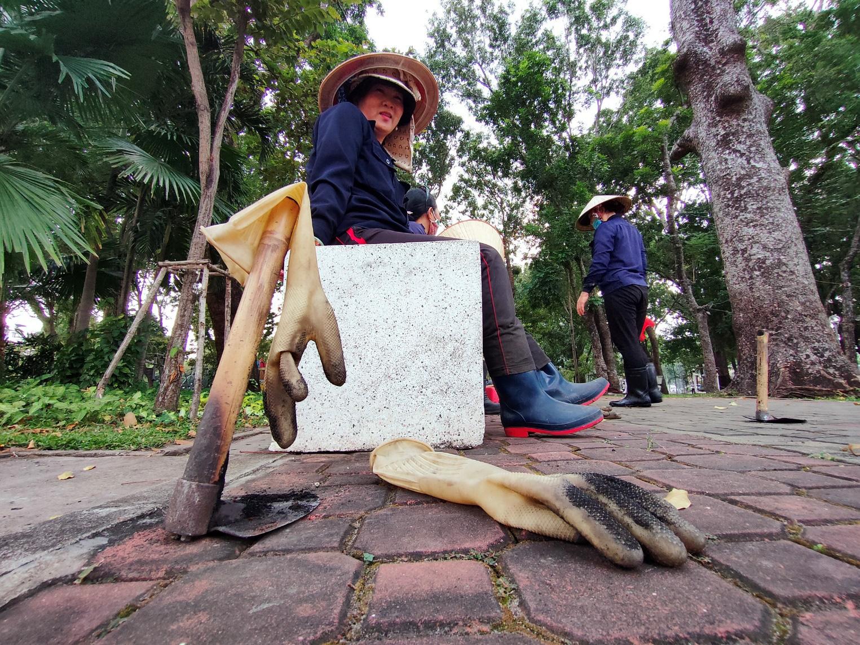 Những người mang hương vị Tết cho Sài Gòn qua ống kính realme 7 - Ảnh 10.