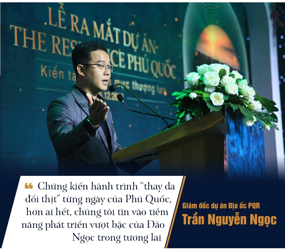 Từ dự án The Residence Phú Quốc, Giám đốc Dự Án Địa Ốc PQR chia sẻ bí quyết tạo nên thành công ngay giữa mùa Covid-19 - Ảnh 3.